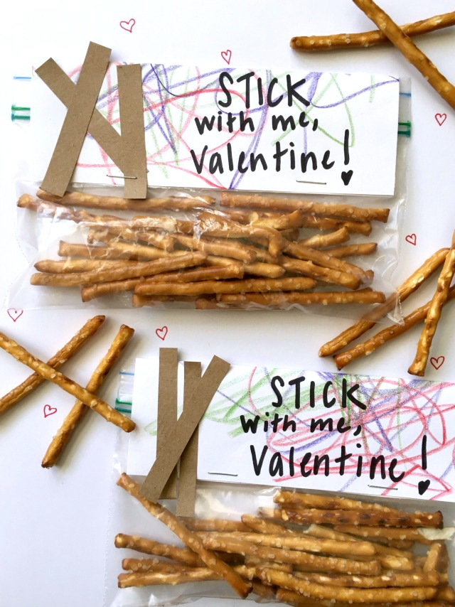 Stick With Me Valentine - and 9 other cute printable valentines!
