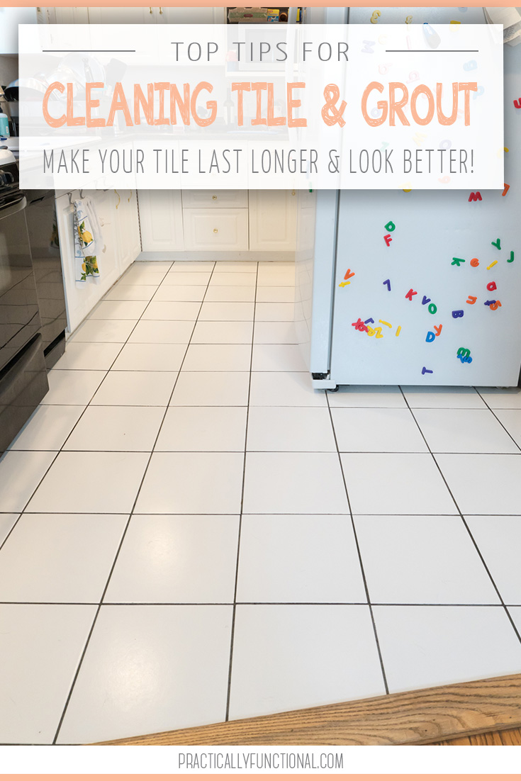 7 Tips For Cleaning Tile And Grout