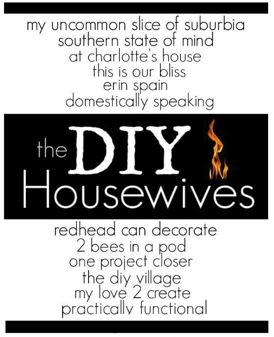 the DIY housewives link up