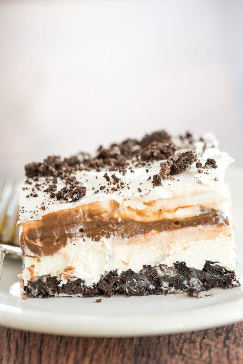 No Bake Cream Cheese Cakes