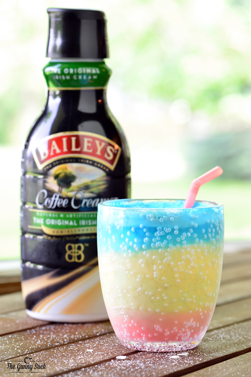 Sunset Slushie recipe