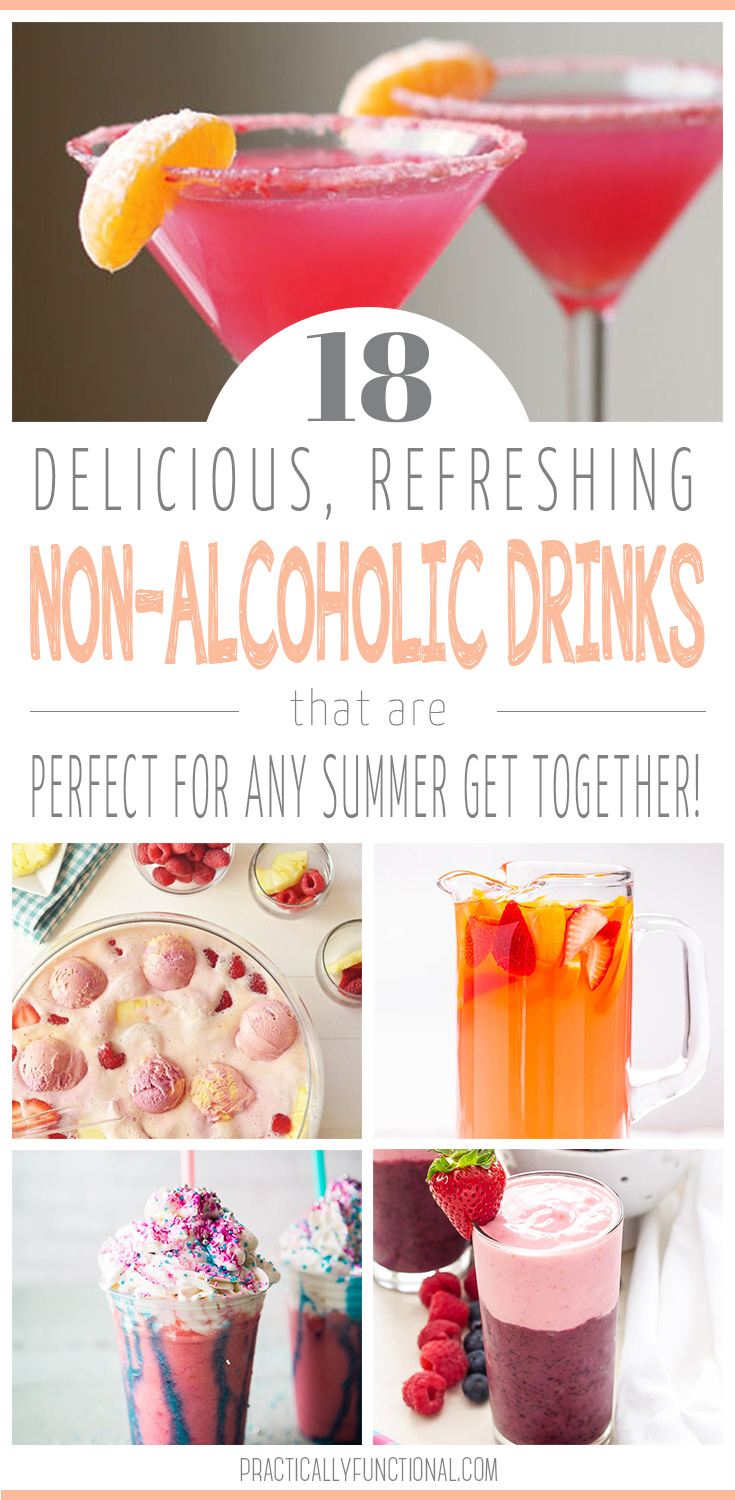18 Non-Alcoholic Drinks For Summer