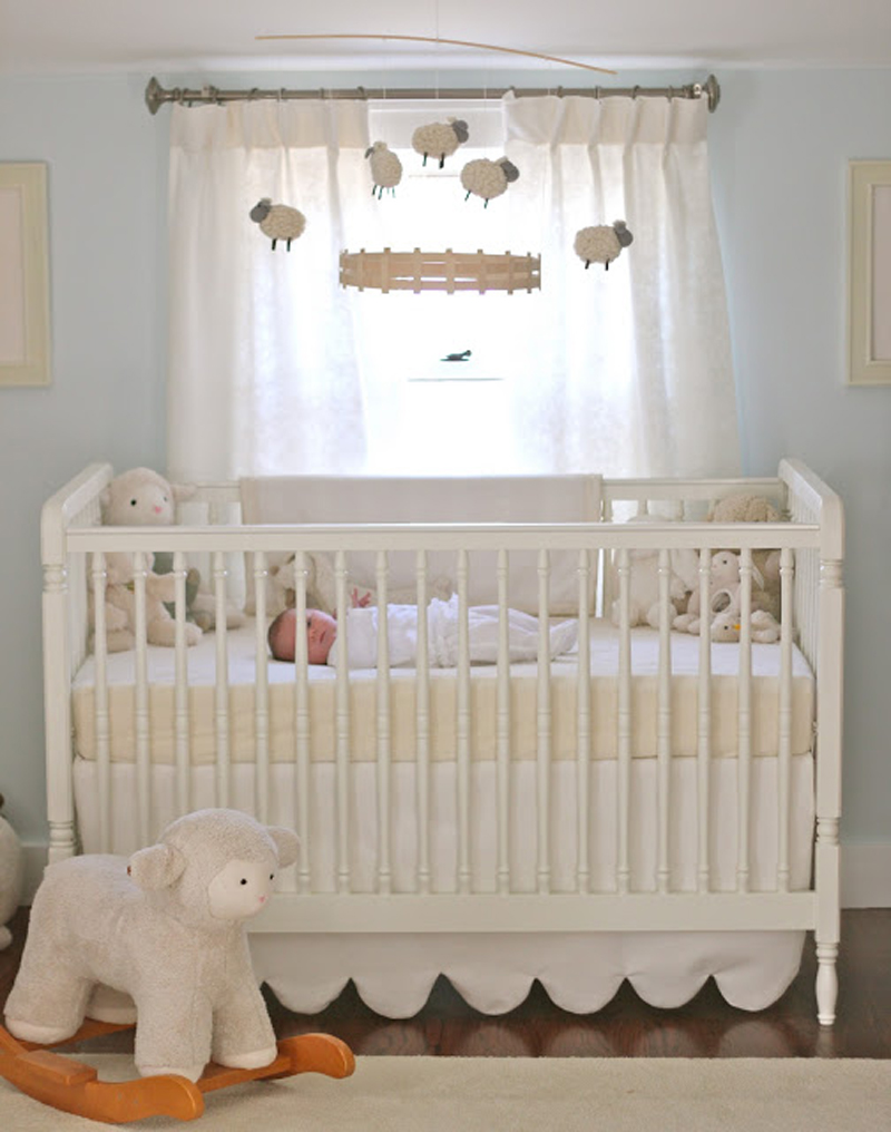 Soft and cuddly nursery