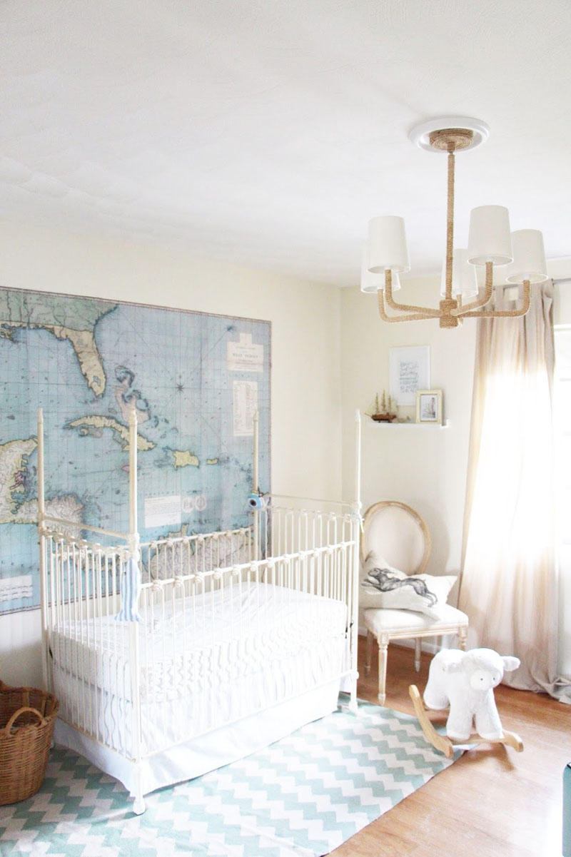 nautical dream nursery