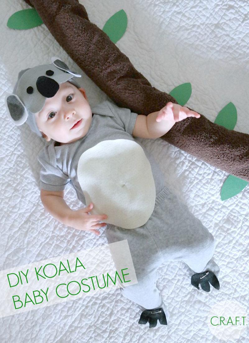baby koala bear costume